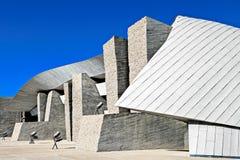 CÔTE ADEJE, TENERIFE/SPAIN - 22 FÉVRIER : Centre de conférences dedans Image stock