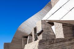 CÔTE ADEJE, TENERIFE/SPAIN - 22 FÉVRIER : Centre de conférences dedans Images stock