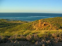 Côte australienne Photographie stock libre de droits