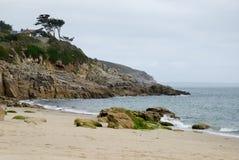 Côte bretonne Photos libres de droits