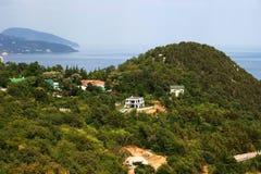 Côte criméenne Image libre de droits