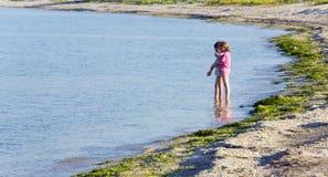 côte d'enfants Image libre de droits