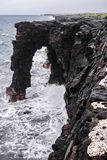 Côte 3 d'Hawaï Photo stock