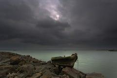 Côte de bateau Images libres de droits