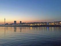 Côte de Brighton photos libres de droits