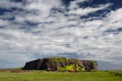 Côte de l'Islande Images libres de droits