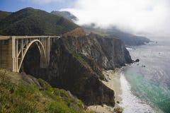 Côte de la Californie Photographie stock libre de droits