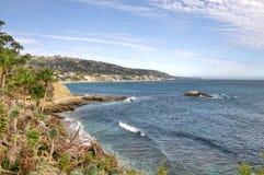 Côte de la Californie Photo stock