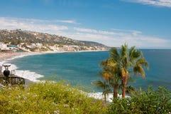 Côte de la Californie Images stock