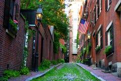 Côte de radiophare, Boston photo stock