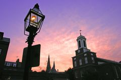 Côte de radiophare, Boston photographie stock libre de droits