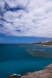 Côte de Tenerife Images libres de droits