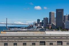 Côte du nord de San Francisco Image stock
