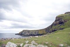 Côte du Northumberland photographie stock