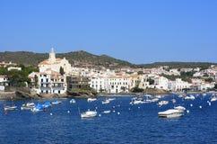 côte Espagne de cadaques de brava Photo libre de droits