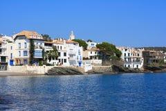 côte Espagne de cadaques de brava photos stock
