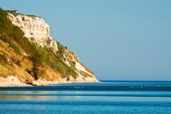 Côte et mer. images libres de droits