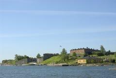 côte Finlande Image libre de droits