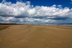 côte le Northumberland images libres de droits