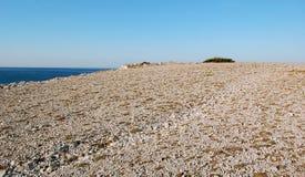 Côte méditerranéenne Images stock