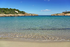 Côte méditerranéenne Photos stock