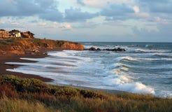 Côte Pacifique Images libres de droits