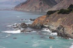 Côte Pacifique - la Californie Image libre de droits
