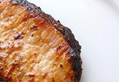 Côtelette de porc photo stock