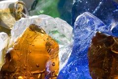 Côtes en verre images stock