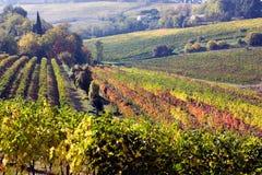 Côtes italiennes Photographie stock libre de droits