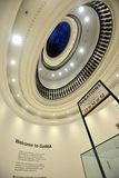 A cúpula da galeria da arte moderna em Glasgow Imagem de Stock Royalty Free