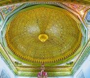 A cúpula da sala de Sousse do museu de Bardo Imagem de Stock