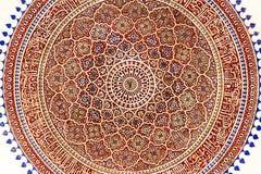Cúpula de Isa Khan Niyazi Tomb en el complejo en Delhi, Ind de Humayun Tomb fotografía de archivo