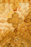 A cúpula de pedra de Bab al-Silsila Imagem de Stock