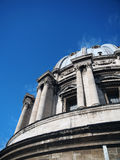 Cúpula de Saint Peter Basilica Foto de Stock Royalty Free