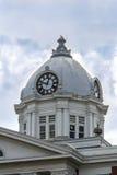 Cúpula del palacio de justicia Foto de archivo libre de regalías