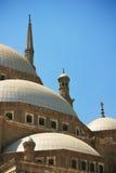 Cúpulas de la mezquita del alabastro fotos de archivo libres de regalías