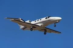 Cążki Cessna 510 cytaci Dżetowy mustang Zdjęcie Stock