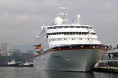 c哥伦布客船 免版税库存照片