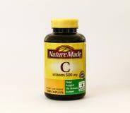 c新鲜的健康桔子样式维生素 免版税库存照片