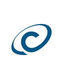C最初的抽象业务保险摘要 库存照片