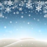 33c 1月横向俄国温度ural冬天 皇族释放例证