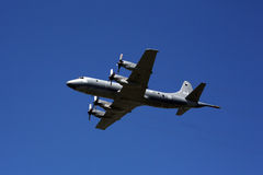 C-130 Геркулес на CNE 2012 Стоковые Изображения