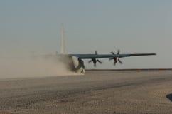 C-130 Ercole Fotografia Stock