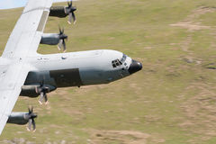 C-130 Ercole Fotografie Stock