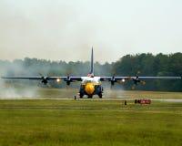 C-130 gordura Albert Imagens de Stock