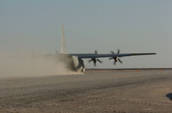 C-130 Hércules Foto de archivo