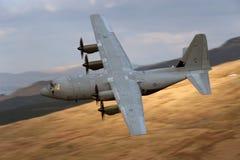 C-130 Hércules Imagenes de archivo