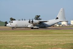 C-130 Hercules Stock Photo