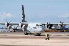 C-130 Hercules Royalty Free Stock Image